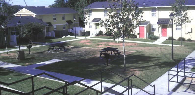 East Point Housing Authority - Properties and Amenities